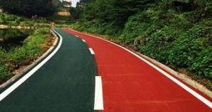 彩色防滑路面的性能及应用