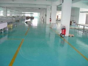 环氧地坪漆是如何施工的?