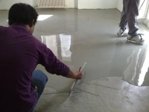 5种常见的环氧地坪漆施工问题分析