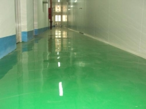 油性地坪漆的施工工艺与验收标准
