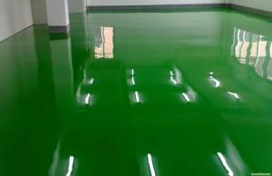 低表面处理环氧地坪涂料