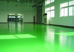 溶剂型环氧地坪涂料