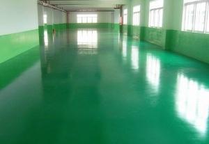 水性聚氨酯地坪涂料